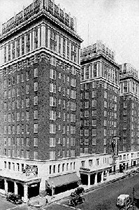 Skirvin Hotel Oklahoma City