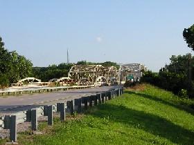 Bridges over the Verdigris River