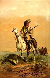 Buffalo Bill, 1872