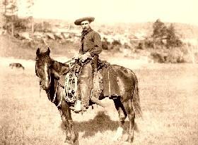 """Cow Boy"", by John C. H. Grabill, 1887"