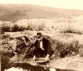 Prospector Goldpanning