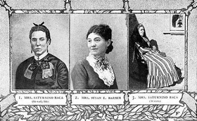 Women of the Lincoln County War