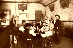 New Mexico Saloon
