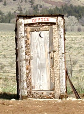 Office Outhouse