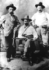 William Pinkerton and railroad special agents