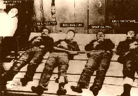 The Dalton Gang killed