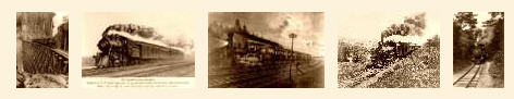 Railroad and Depot photo prints