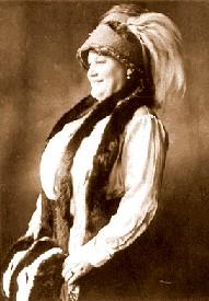 Dora DuFran was one of Deadwood's most successful madams