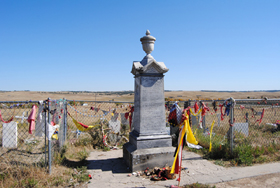 Wounded Knee, South Dakota Cemetery