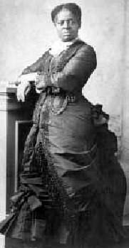 """Lucretia """"Aunt Lou"""" Marchbanks"""