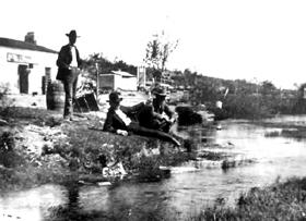 Commanche Springs, Texas
