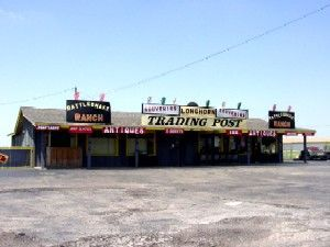 Long Horn Trading Post in Conway, Texas