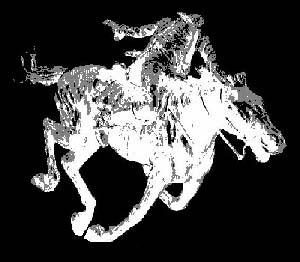 El Muerto Headless Horseman