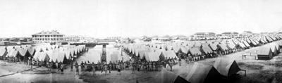 Fort Crockett, Texas, 1918