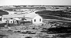 Fort Stockton in 1884.