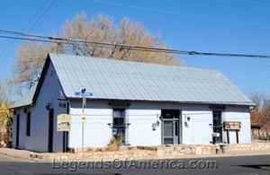 Gray Mule Saloon, Fort Stockton, Texas