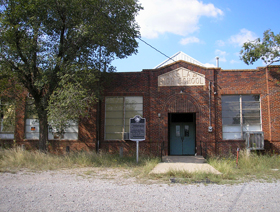 Lela School, Texas