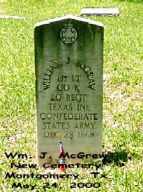 William McGrew Grave