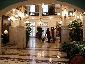 The Menger Hotel In San Antonio Texas