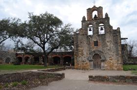 Mission San Fransisco de la Espada, San Antonio, Texas