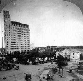 San Antonio, Texas in 1926