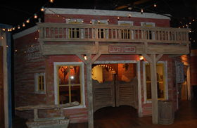 Ranger Museum, Buckhorn Saloon, San Antonio, Texas