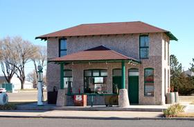 Magnolia Station, Vega, Texas