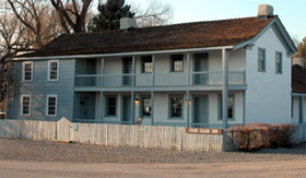 Camp Floyd Stagecoach Inn