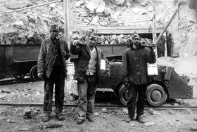 Carbon County, Utah Miners, 1919