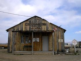 Cisco Landing Store, Cisco, Utah