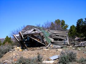 Carbon County, Utah ghost town