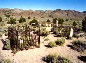 Frisco utah cemetery