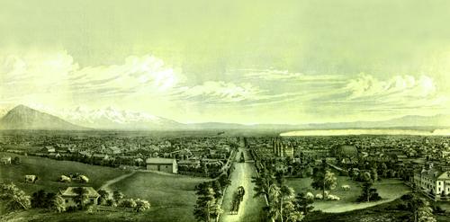 Salt Lake City, Utah, 1867