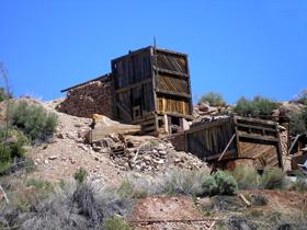 Mine in Silver Reef, Utah