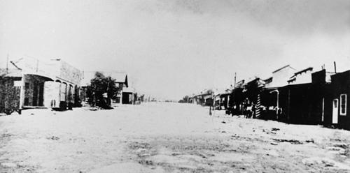 Silver Reef, Utah 1880's