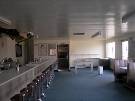 Cafe in Thompson Springs, Utah