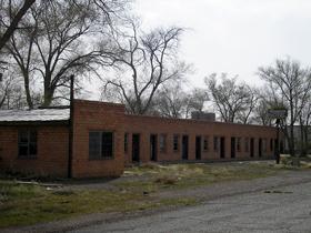 Thompson Motel, Thompson Springs, utah