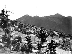 Wahsatch Mountains