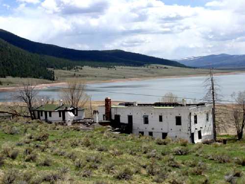 The Mystery Of Eagle Nest Lodge In Eagle Nest New Mexico