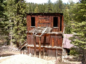 Idlewild And The Klondyke Mine New Mexico