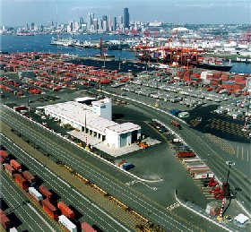 Port of Seattle, Washington
