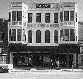 Atlas Theatre in Cheyenne, Wyoming