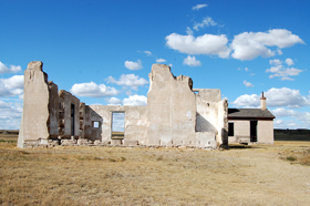 Fort Laramie, Wyoming post hospital