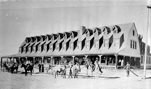 Historic Sheridan Inn