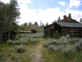 Miners Delight, Wyoming