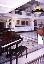 Plains Hotel Lobby