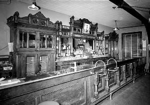 Historic Sheridan Inn Interior