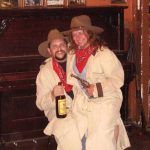 Dave and Kathy in Tombstone