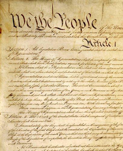 Картинки по запросу us constitution 1791