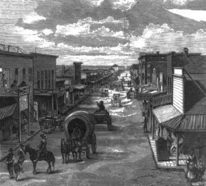 Wichita, Kansas, 1874